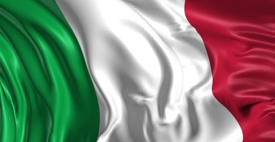 Италия флаг